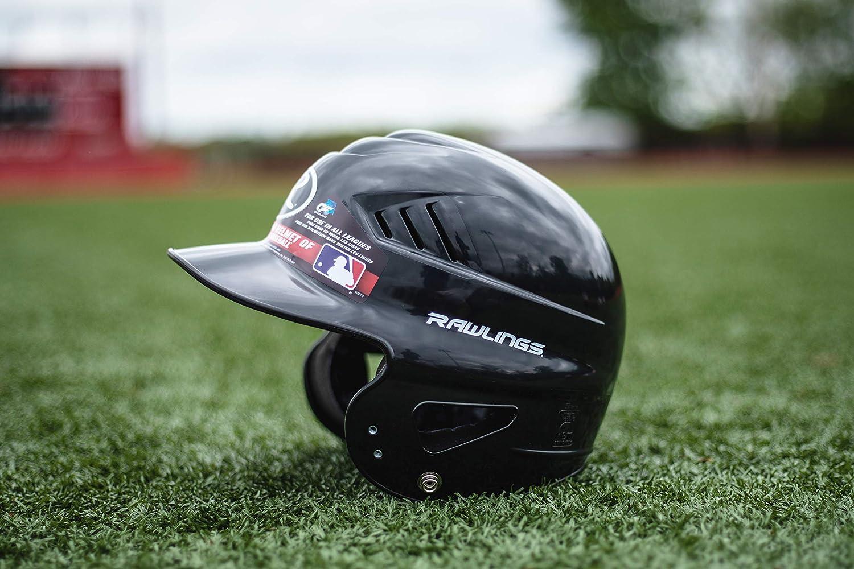 6cb0f6167 Amazon.com   Rawlings RCFTB Coolflo NOCSAE T-Ball Molded Helmet ...