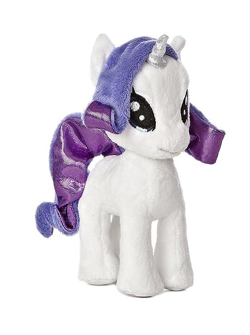 0ae0ec92644 Aurora My Little Pony Rarity Plush - 6.5  Amazon.co.uk  Toys   Games