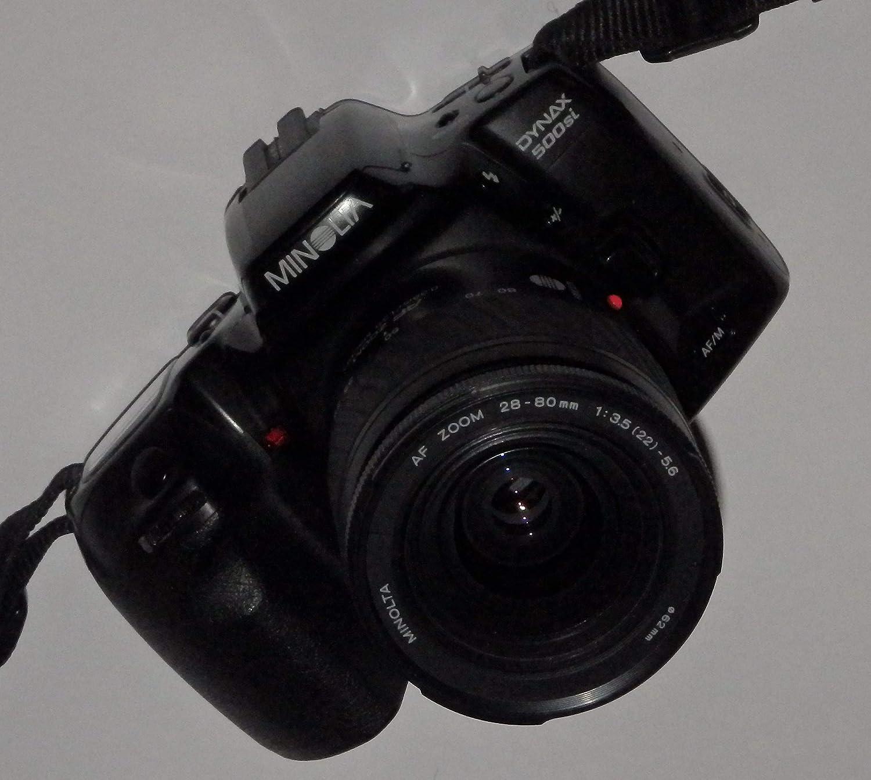 MINOLTA DYNAX 500si, Incluye LLL AF Zoom - Objetivo (28-80 mm, 1 ...