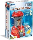 Clementoni 52166 Kit de experimentos juguete y kit de ciencia para niños - juguetes y kits de ciencia para niños (Ingeniería, Kit de experimentos, 8 año(s), Multicolor, 360 mm, 225 mm)