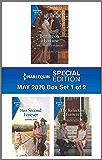 Harlequin Special Edition May 2020 - Box Set 1 of 2