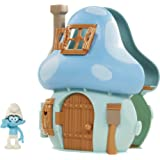 Smurfs Mushroom House Playset avec Brainy