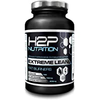 Extreme Lean Fat Burner by H2P Nutrition - Max Strength Weight Loss Pills/for Both Men & Women / 120 Capsules