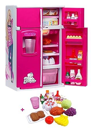 Lexibook RPB545 - Barbie Spielkühlschrank: Amazon.de: Spielzeug
