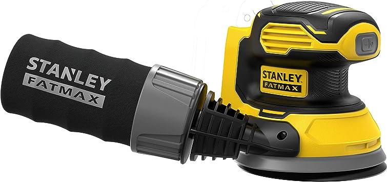 STANLEY SFMCW220B-XJ Lijadora Rotorbital V20 18V sin bater/ía//cargador