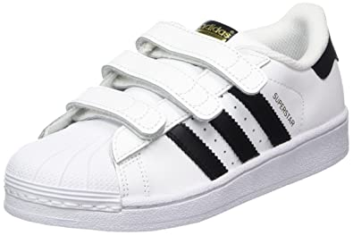 adidas Superstar Originals Boy's Superstar adidas Foundation Cf C Leather Baskets 94e96a