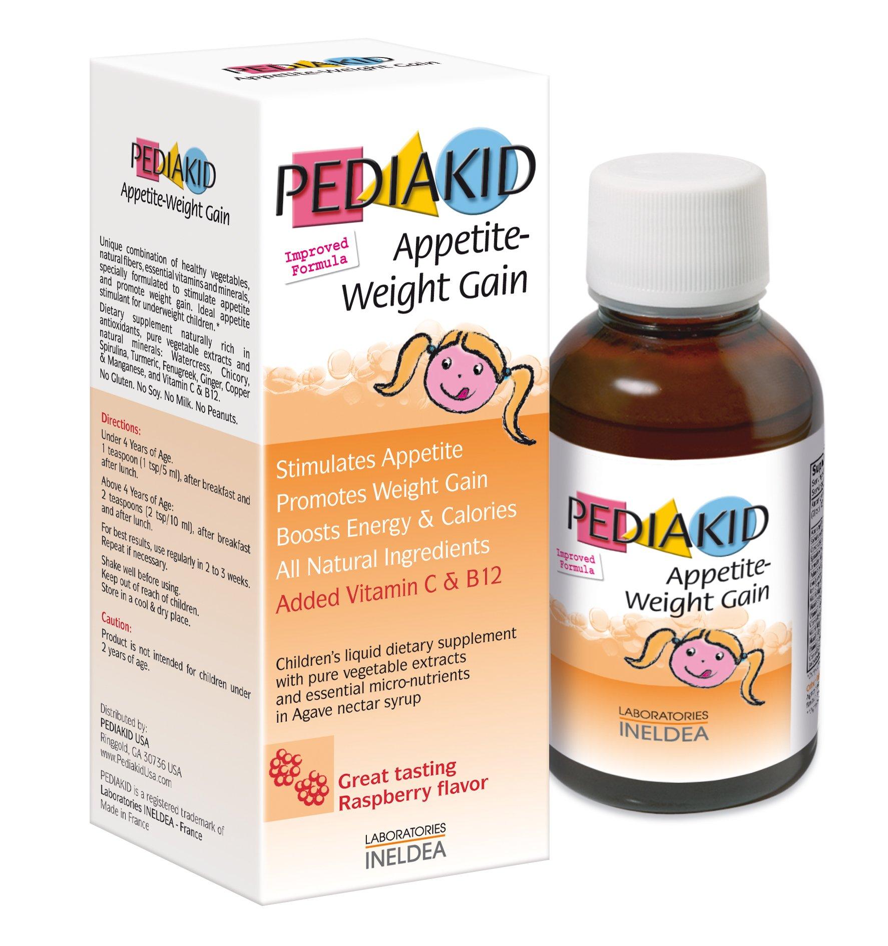 Amazon Com Komilon Appetite Supplement Kids Syrup 4 Oz