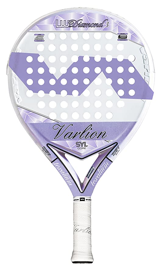 VARLION L.W. Diamond 3 SYL - Pala de pádel para Mujer, Color ...