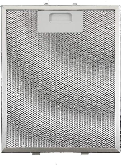 Filtro de aluminio para campanas ELICA/TURBOAIR 220 x 270 x 9 mm: Amazon.es: Grandes electrodomésticos