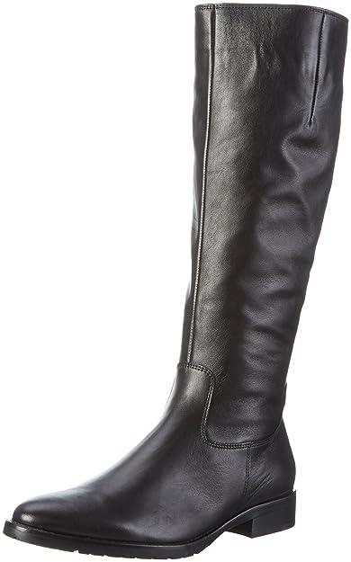 Gabor Shoes Damen Fashion Schlupfstiefel, Schwarz (Schwarz 27), 37 EU