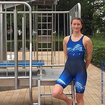 Shop für Beamte hübsch und bunt großer Abverkauf ZAOSU Damen & Mädchen Wettkampf-Schwimmanzug Z-Wave ...