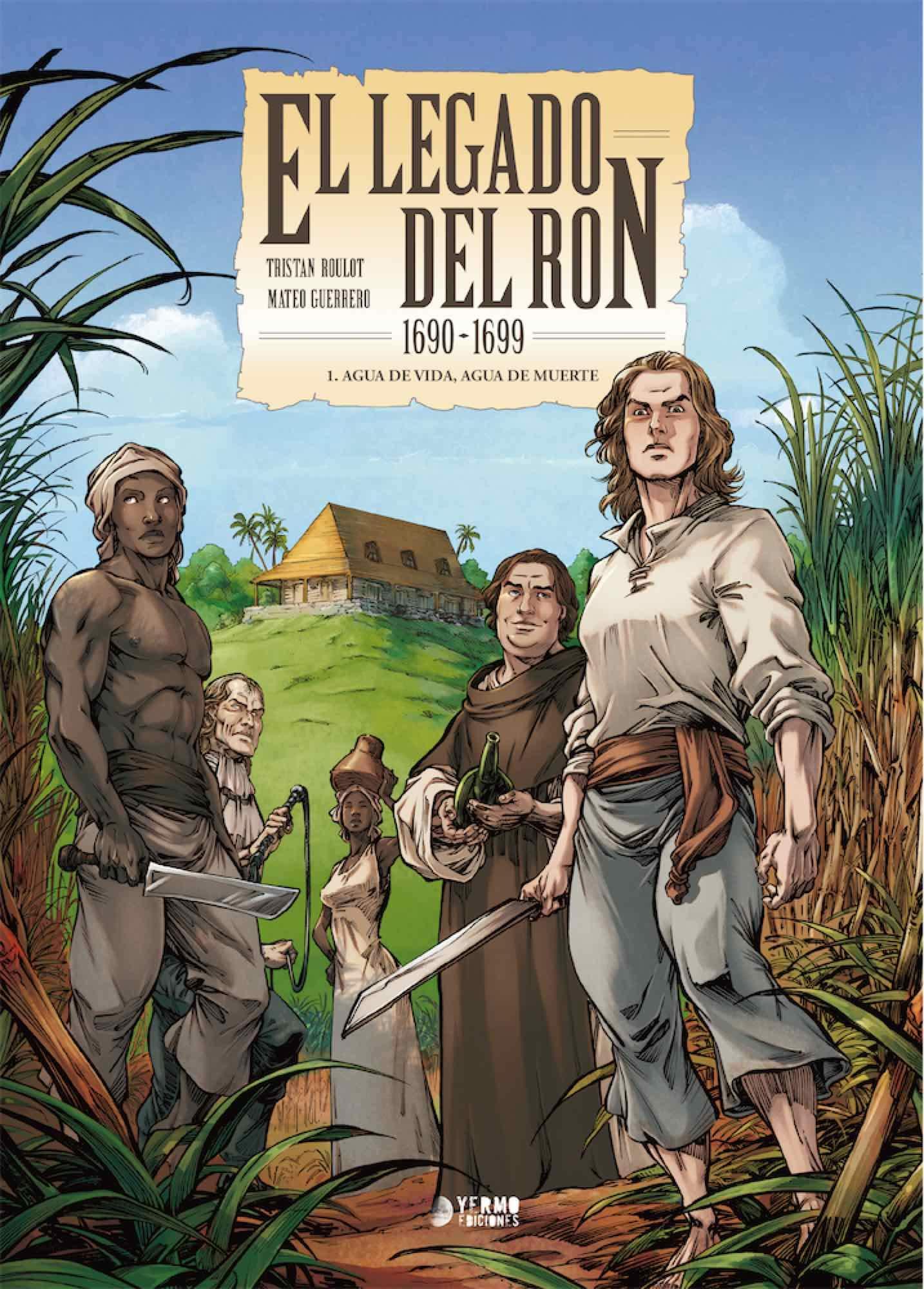 Legado del ron: Amazon.es: Roulot Tristan, Roulot Tristan: Libros