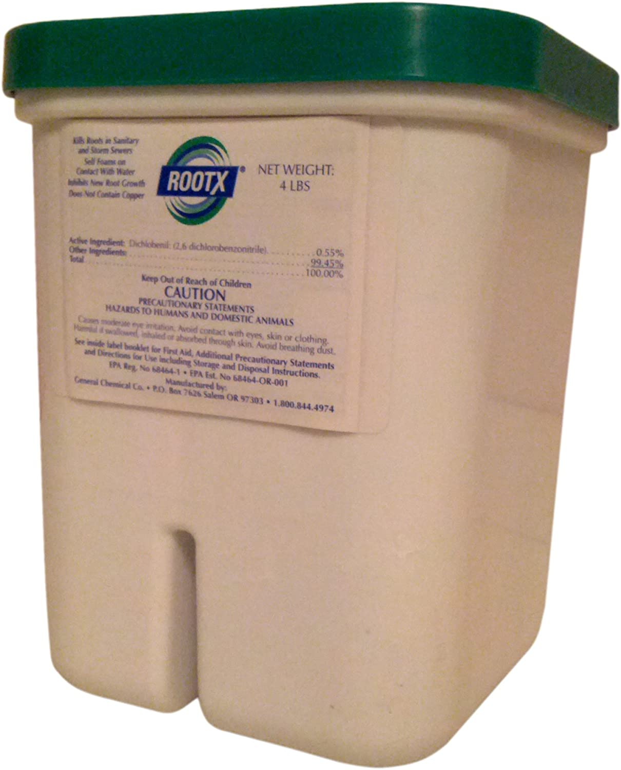 ROOTX The Root Intrusion Solution 2 Pound Container