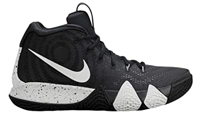 separation shoes b403f 33805 Nike Kyrie 4 Tb Mens Av2296-001 Size 12.5 Black/White