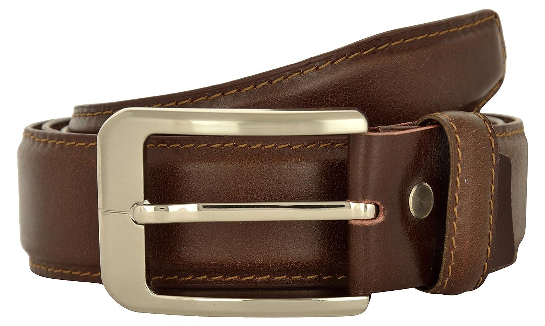 Rl Men's Leather Belt