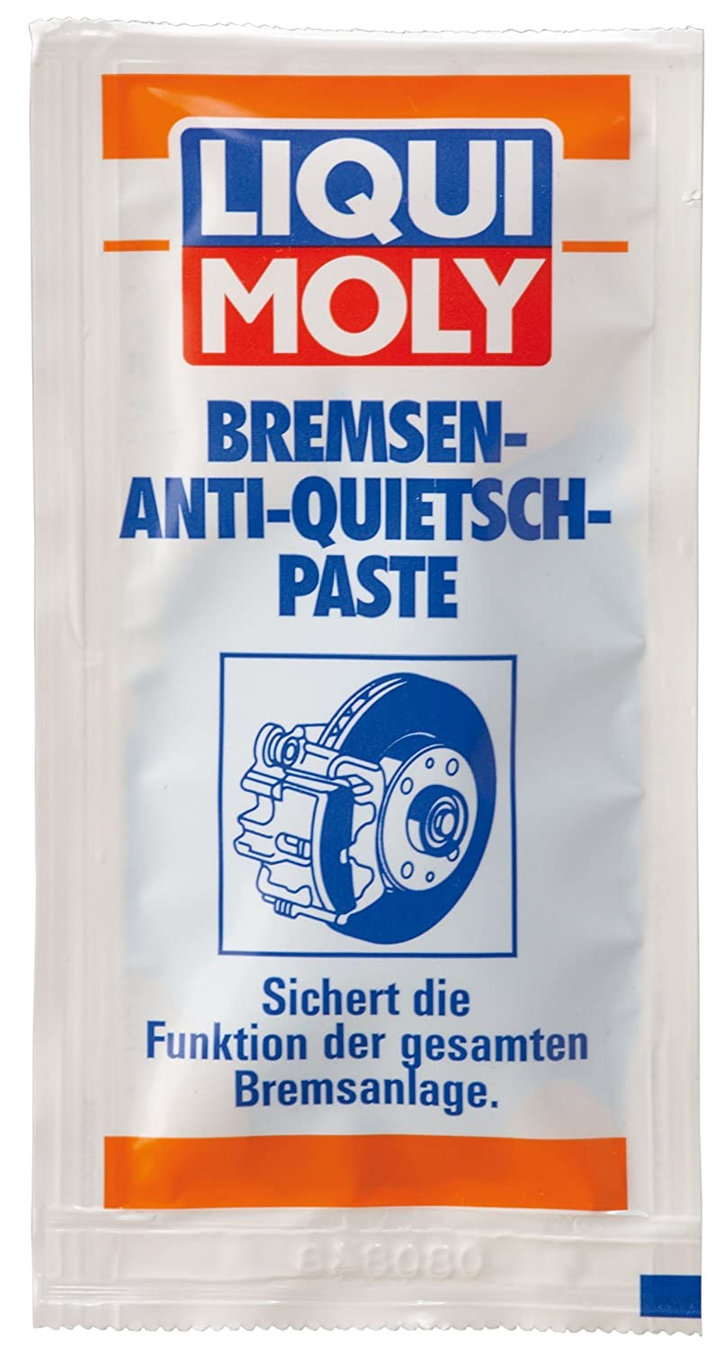 Liqui Moly 3078 Bremsen-Anti-Quietsch-Paste, 10 g 100709