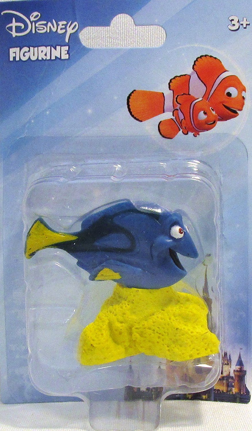 Mini Figurines Figures Nemo Squirt Dory Disney Finding Nemo Bundle and Bruce Ages 3+ Set of 4