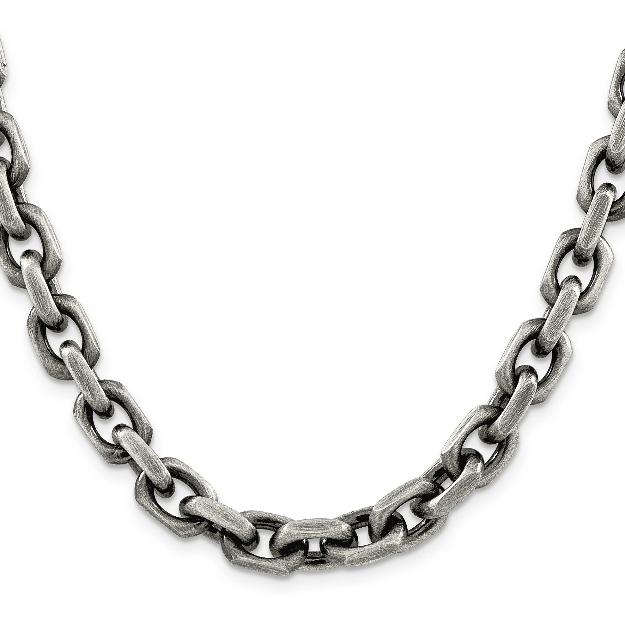 Sterling Silver Chain 24''