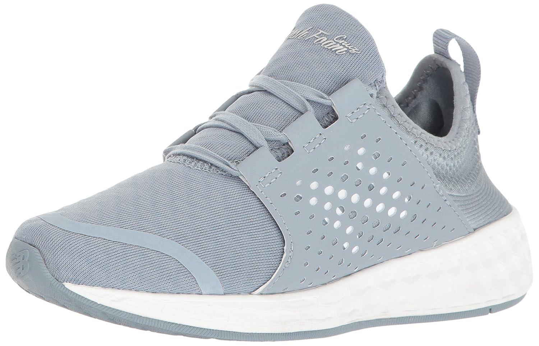 New Balance Women's Fresh Foam Cruz V1 Mesh Running Shoe B01LZWT21O 5 B(M) US|Reflection/White