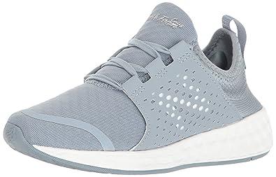 New Balance Damen Fresh Foam Cruz Running Shoe V1, weiß