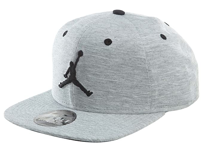 f7a8572b best nike mens jordan 23 lux snapback hat dark grey heather black 834889  063 1c9b0 53933