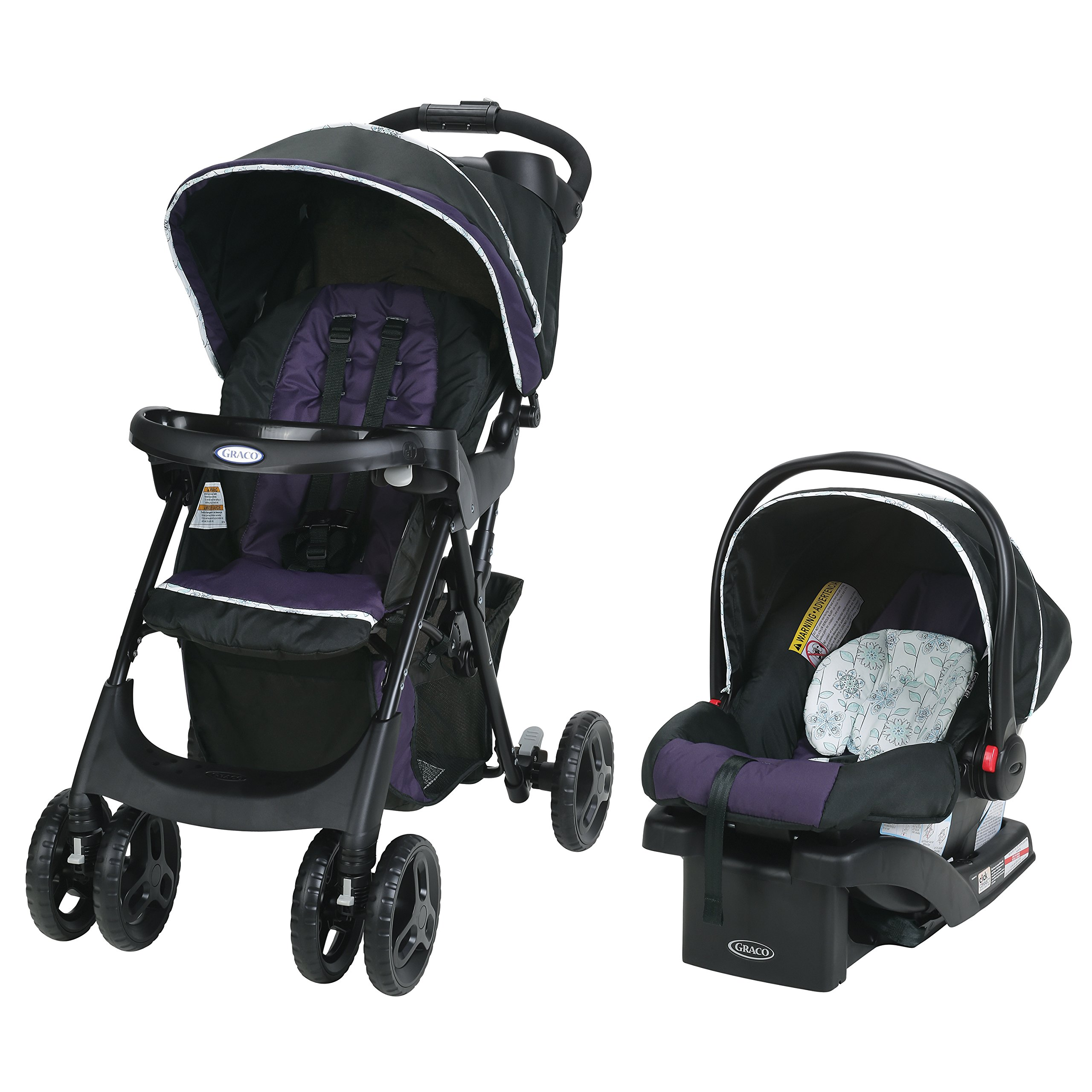 Graco Comfy Cruiser Travel System, Cassidy by Graco