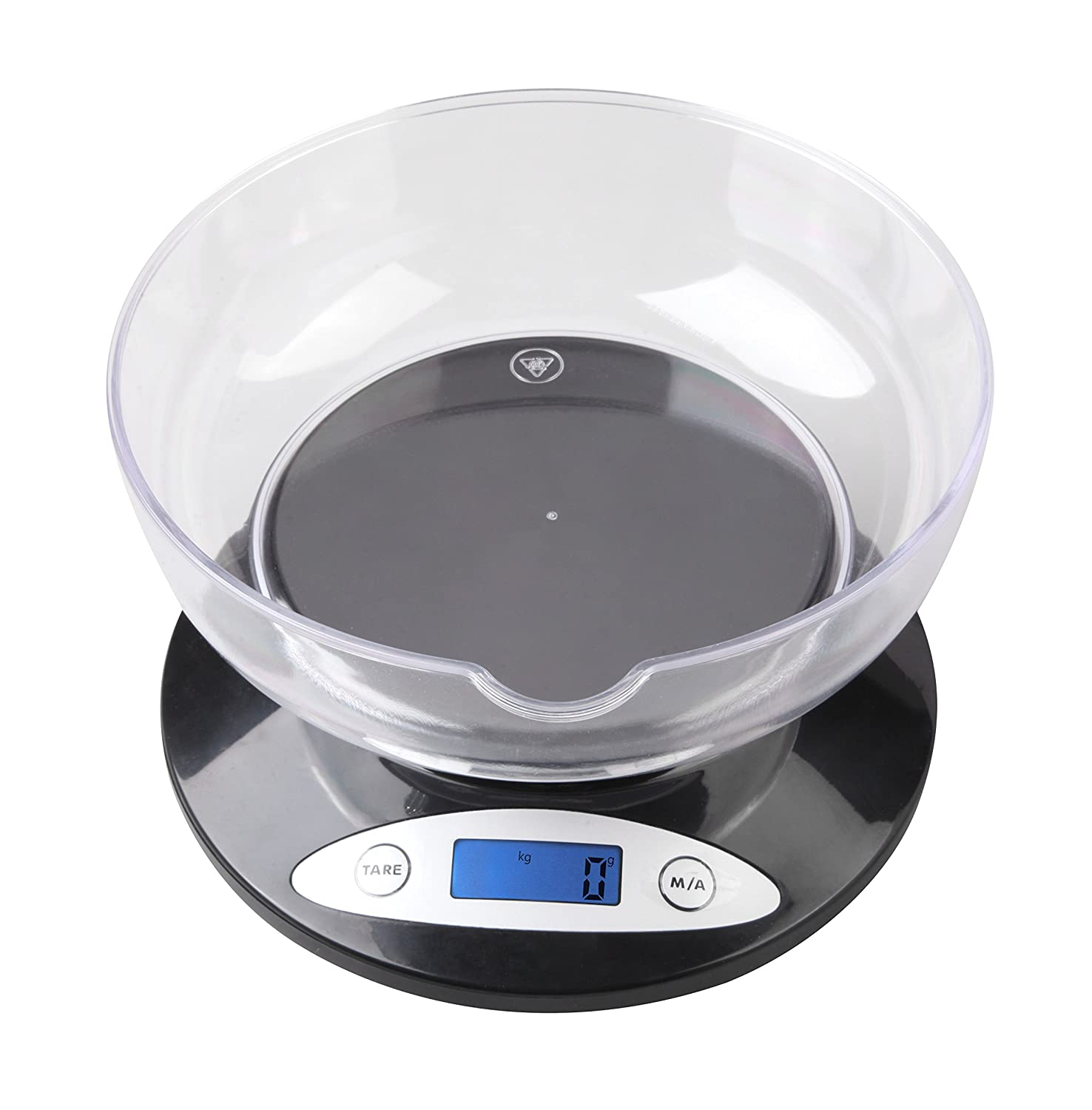 Weighmax Electronic Kitchen Scale - Weighmax 2810-2KG black W-2810-5KG-BLACK