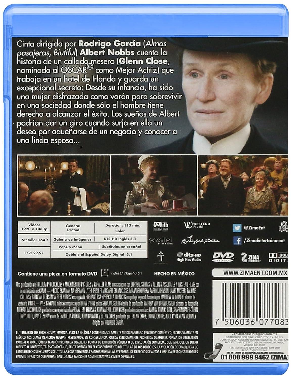 Amazon.com: LA INCREIBLE HISTORIA DE ALBERT NOBBS [ALBERT NOBBS] [BLU-RAY- IMPORT].: Movies & TV