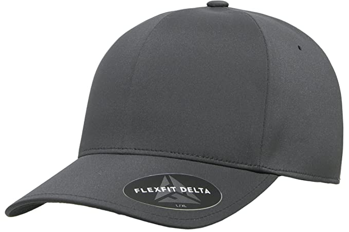 Image Unavailable. Image not available for. Color  Flexfit Delta 180  Premium Baseball Cap … 9de77155e9