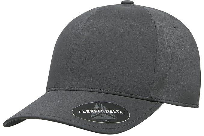 Amazon.com  Flexfit Delta 180 Premium Baseball Cap …  Clothing 45b8d4a93f8