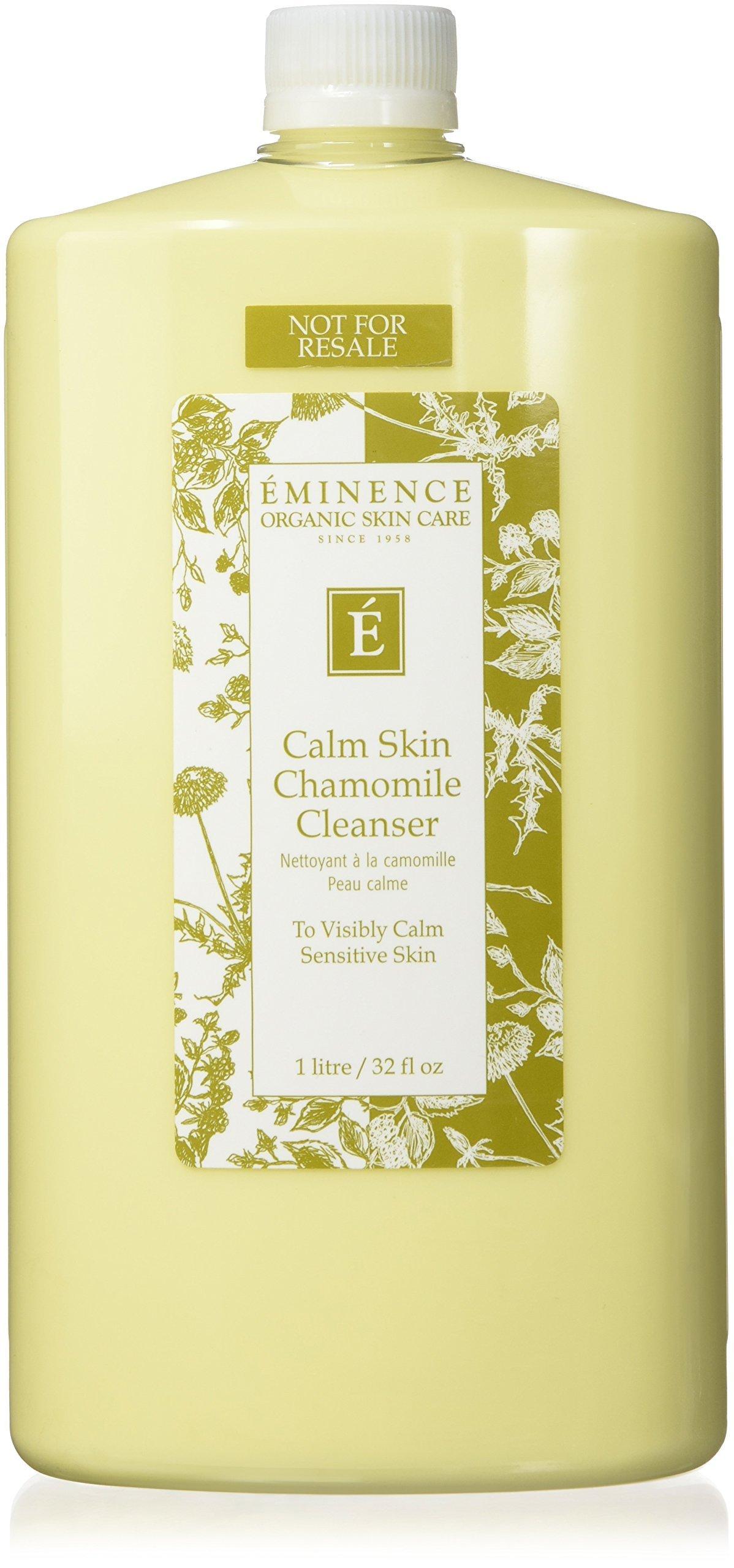 Eminence Organic Skincare Calm Skin Chamomile Cleanser, 32 Fluid Ounce