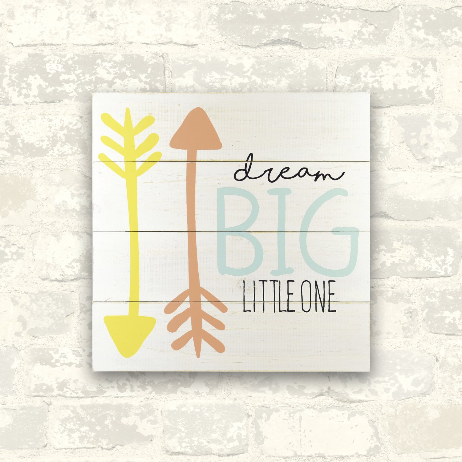 Linden Ave Wall Décor AVE10078 Dream Big Little One by Linden Ave (Image #2)