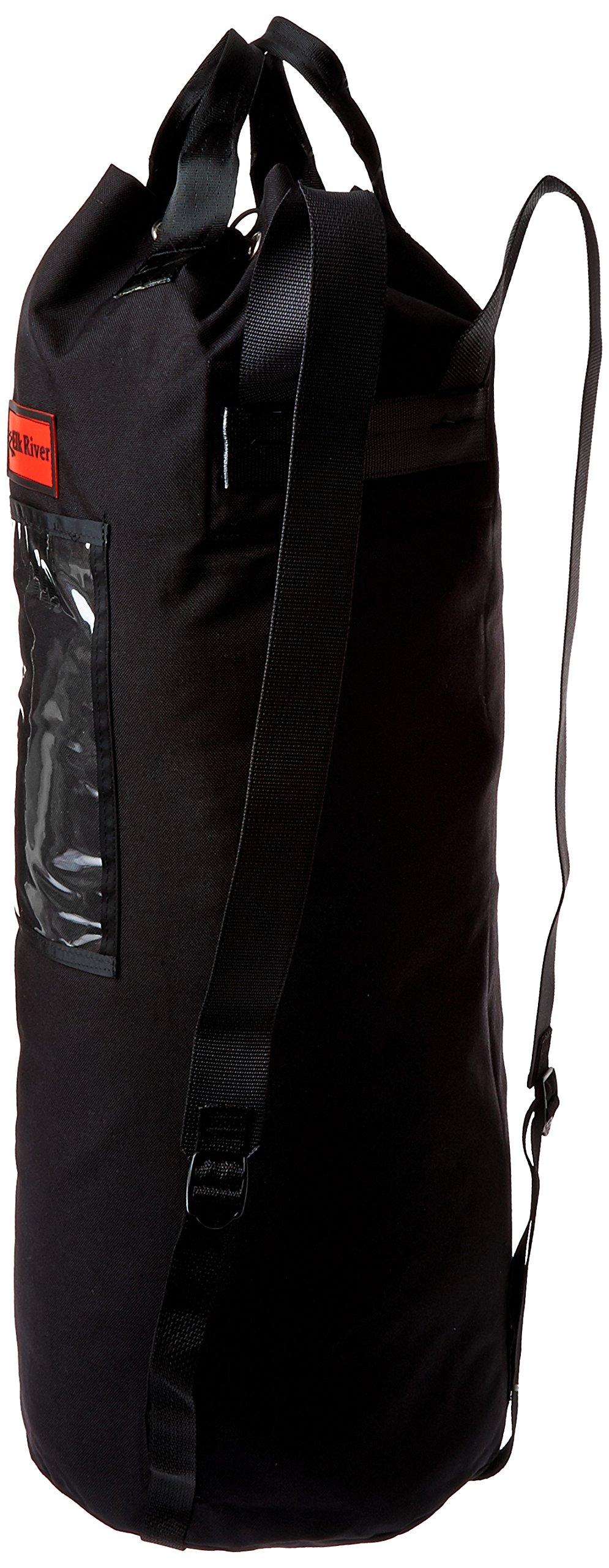 Elk River 84311 EZE-Man Nylon Rope Bag with Drawstring Closure, 12'' Width x 32'' Depth by Elk River (Image #2)