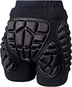 Legendfit Protective Padded Shorts for Ski Snowboard Skate Hip Butt Protection