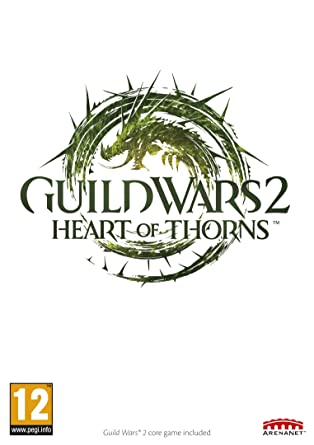Guild Wars 2 Heart of Thorns (PC CD): Amazon co uk: PC & Video Games