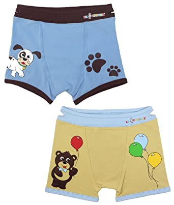 3f73cb677459 Amazon.com  Boys Boxers Toddler Training Underwear with Easy Pull Up ...
