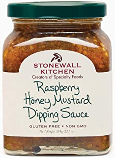 product image for Stonewall Kitchen Raspberry Honey Mustard Dipping Sauce, 12.5 oz