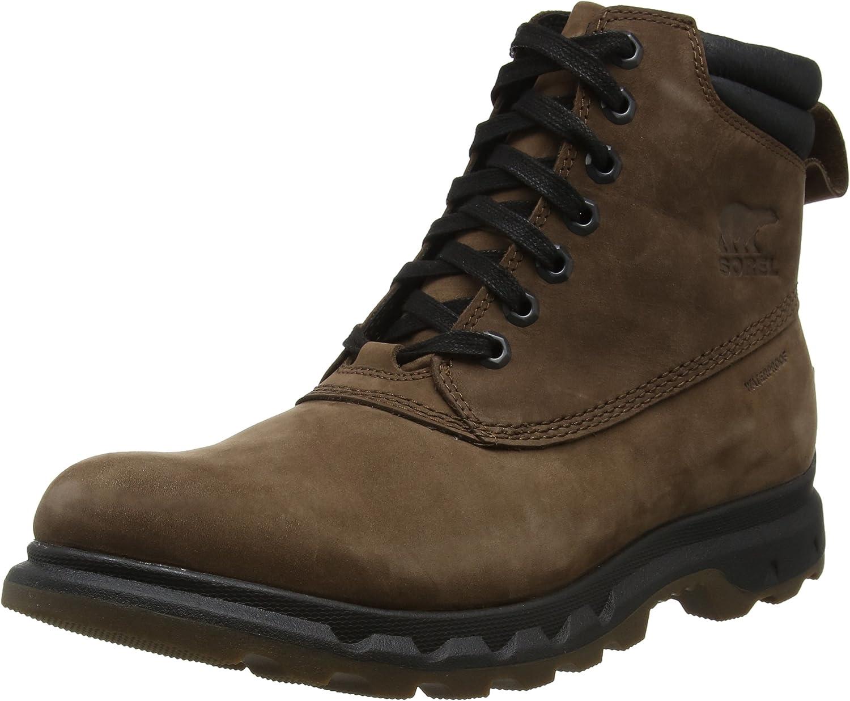 Sorel Men s Portzman Lace Ankle-High Boot