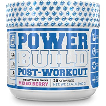 POWERBUILD Post Workout Recovery Drink
