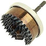 SK11 インパクト用 木工用ホールソー 8枚刃