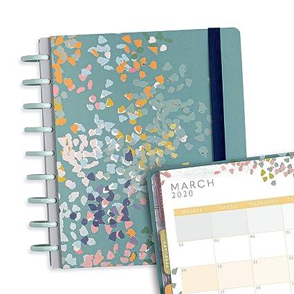 Busy Days Agenda 2020 de Boxclever Press. Planificador Semanal de Gran Calidad. Estupendo Diseño con Páginas para Proyectos, Planes y Sueños. Agenda ...
