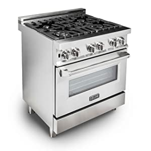 ZLINE Best Professional Gas Ranges for the Home