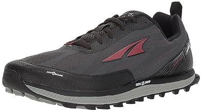 5d0b86ebcf Altra Men s Superior 3.5 Sneaker Black red 8 Regular US