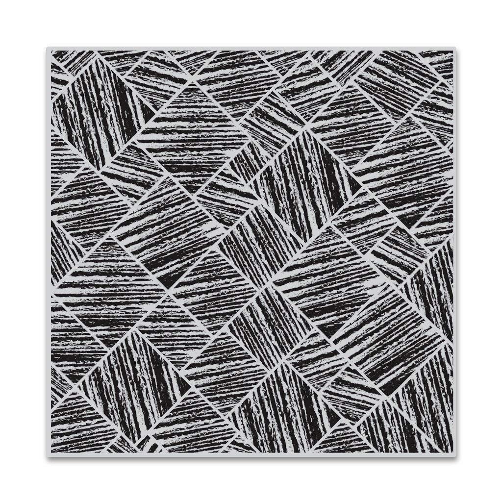 Knitting Pattern Hero Arts CG776 Bold Prints