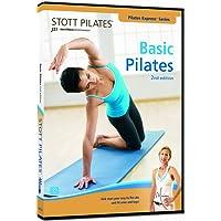 STOTT PILATES: Basic Pilates 2nd Edition(English/French)