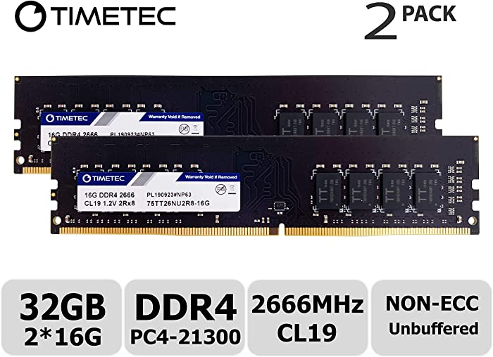 Top 10 Desktop 32Gb Ram Upgrade