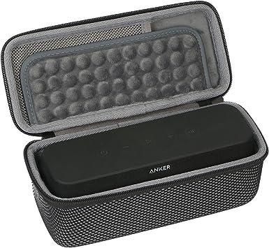 Hard EVA Travel Case for Anker SoundCore Boost 20W Bluetooth Speaker by Hermitshell
