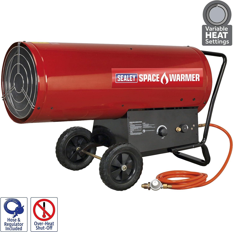 Sealey LP401, 117kW Portable Propane