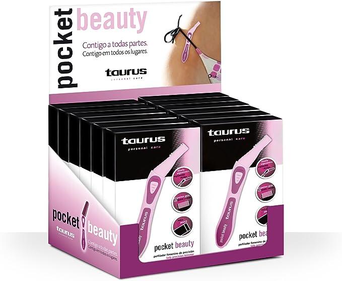 Taurus - Perfilador Femenino Pocketbeauty, Para Línea De Bikini ...