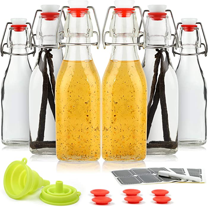 The Best Easy Pour Food Flavoring Extract Bottles